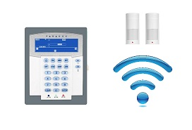 Alarma wireless